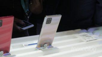 Samsung lança Galaxy S10 Lite e Note 10 Lite no Brasil por até R$ 3.999