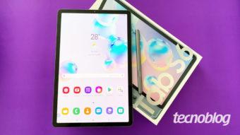Samsung Galaxy Tab S6: o tablet quase perfeito