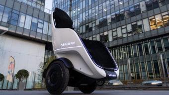 Segway prepara S-Pod, inspirado em veículo de Jurassic World