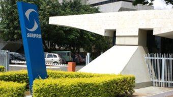 Governo autoriza BNDES a vender ações do Serpro para privatização