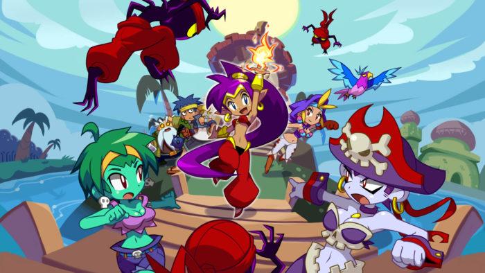 WayForward / Shantae: 1/2 Genie Hero