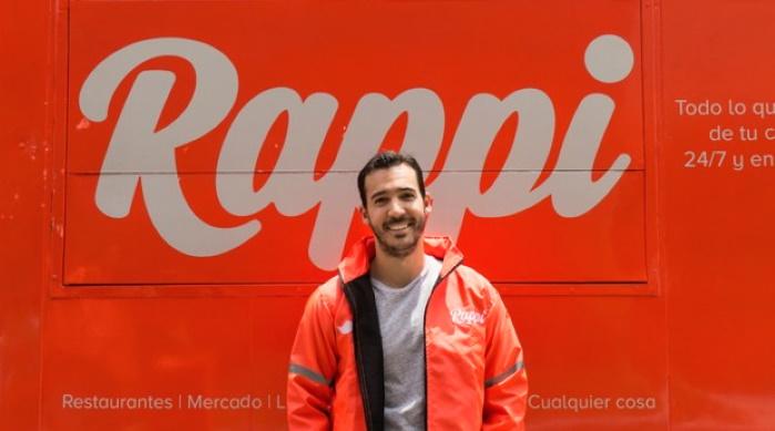 Simón Borrero, CEO da Rappi