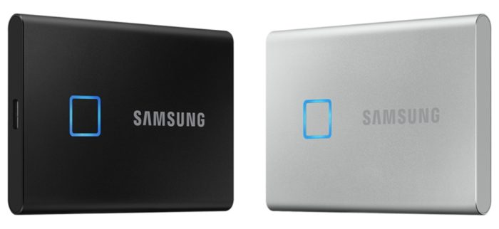 SSD Samsung T7 Touch