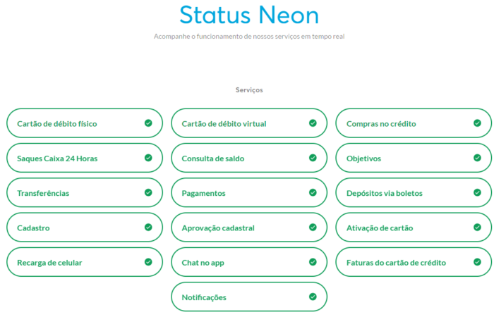 Status Neon