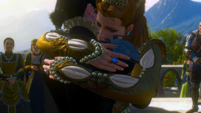 CD Projekt Red / The Witcher 3: Wild Hunt / Como salvar a Anna Henrietta em The Witcher 3