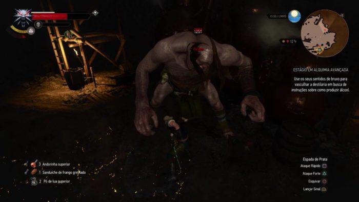 CD Projekt Red / The Witcher 3: Wild Hunt / Como conseguir Nigredo em The Witcher 3
