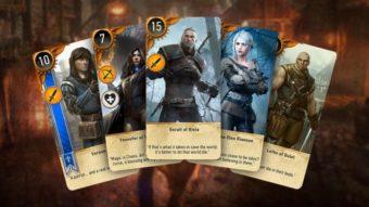 Onde comprar as cartas de Gwent em The Witcher 3