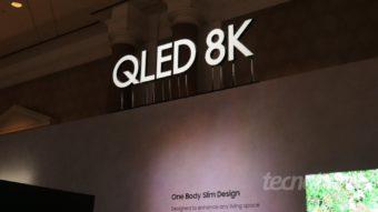 Estas são as TVs da Samsung em 2020: QLED 8K, 4K, MicroLED e até uma giratória