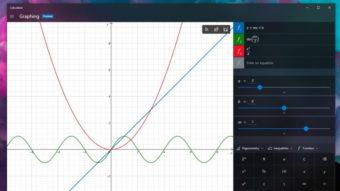 Windows 10: Microsoft traz modo gráfico à calculadora de código aberto