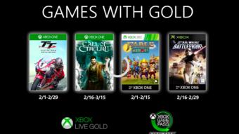 Xbox Live de fevereiro tem Call of Cthulhu e Star Wars como jogos grátis