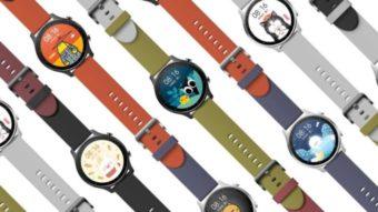 Xiaomi Mi Watch Color é um smartwatch barato com bateria de 14 dias