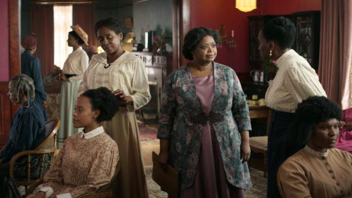 A Vida e a História de Madam C.J. Walker Minissérie