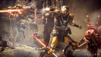 Anthem será reprojetado do zero, promete BioWare