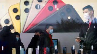 Apple avisa que vendas do iPhone serão impactadas pelo coronavírus