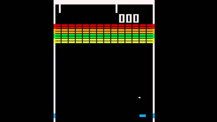 Atari / Breakout / como jogar atari breakout no google