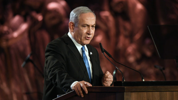 Benjamin Netanyahu, primeiro-ministro de Israel (Foto: Kobi Gideon/GPO)