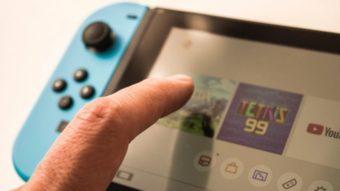 Como compartilhar jogos e contas no Nintendo Switch