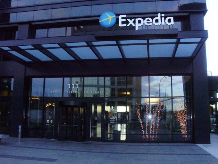 Expedia - escritório (Foto: Sporst/Flickr)