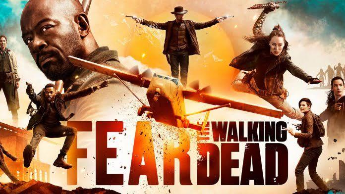 Fear The Walking Dead (Temporada 5)