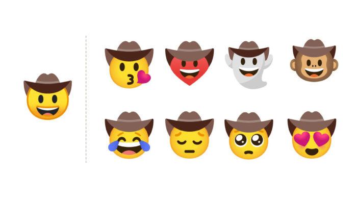 Novo recurso do teclado do Google exibe várias opções de stickers a partir de emojis