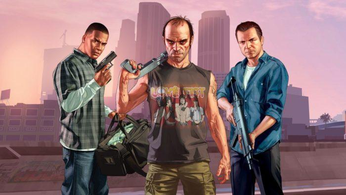 Rockstar Games / Grand Theft Auto V / roleplay de gta
