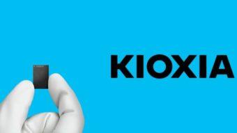Kioxia (Toshiba) prepara armazenamento de 1 TB para celulares