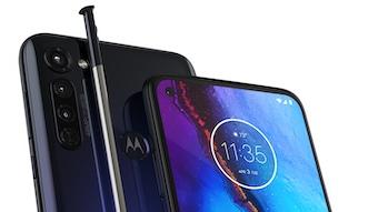 Motorola anuncia Moto G Stylus com caneta e hardware intermediário