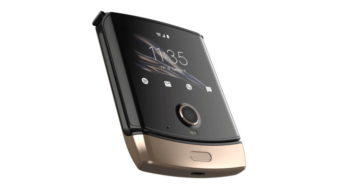 Motorola Razr dobrável terá modelo na cor dourada lembrando antigo V3