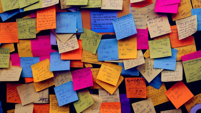 Pexels / Post-its / Pixabay / Post-it Trello