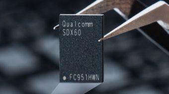 Qualcomm Snapdragon X60 é um modem para 5G mais rápido no celular
