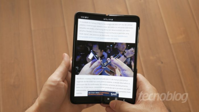 Sucessor de Galaxy Fold 2, Samsung Galaxy Z Fold 2 deve ficar para depois do Note 20