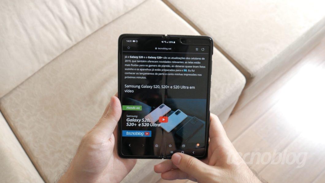 Samsung Galaxy Fold - Review