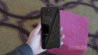 Galaxy S20 Ultra perde do Huawei P40 Pro e Xiaomi Mi 10 Pro em teste de câmera