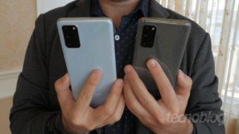 Samsung Galaxy S20, S20+ e Ultra recebem Android 11 no Brasil