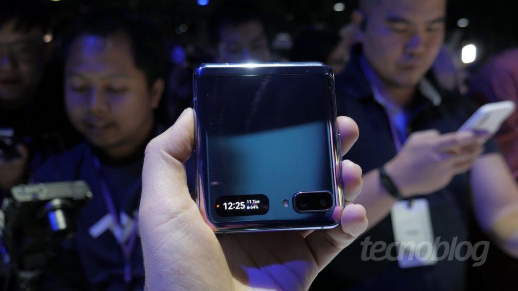 Samsung Galaxy Z Flip - Hands-on