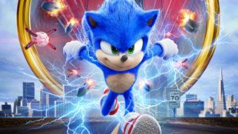 Sonic: O Filme estreia em 1º no Brasil e quebra recorde nos EUA