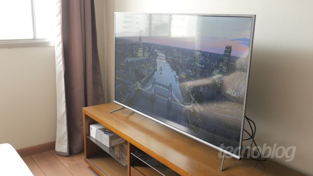 TV 4K TCL P8M - Review