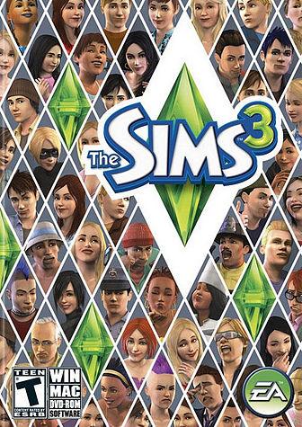 the sims 3 capa