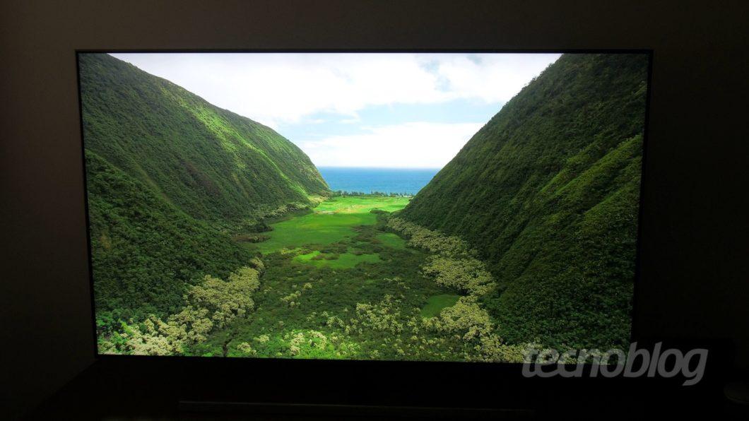 TV QLED Samsung Q80R