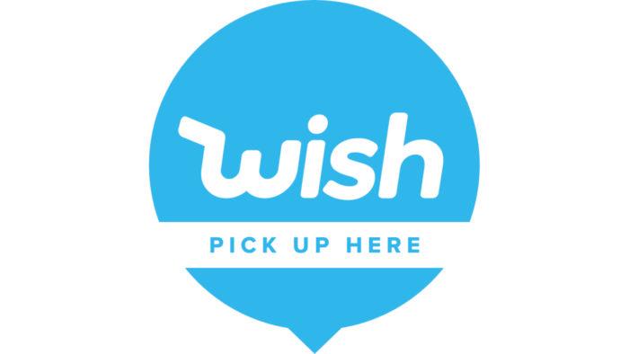Wish logo / como cancelar compra no wish