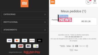 Loja Xiaomi não-oficial deu calote milionário, diz Rakuten Brasil