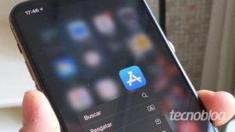 Apple aumentará preços da App Store no Brasil para iPhone e iPad