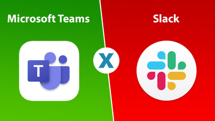 microsoft teams versus slack