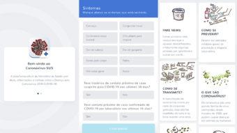 Ministério da Saúde lança app Coronavírus - SUS para iOS e Android