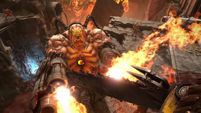 Doom Eternal (Imagem: Reprodução/id Software/Bethesda Softworks)