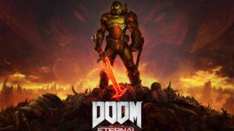 Doom Eternal - Carnificina demoníaca e heavy metal