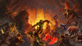 Doom Eternal não rodará exatamente em 4K no Google Stadia