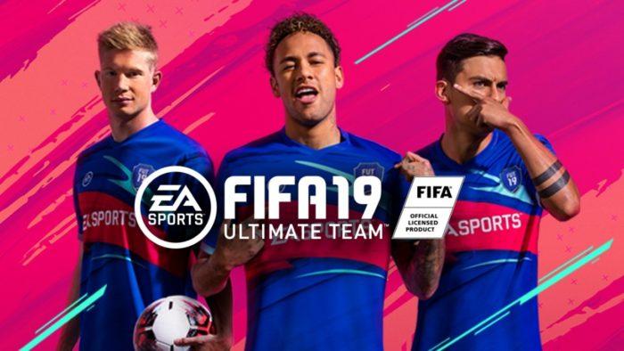 EA / FIFA 19 / como fazer trade fifa 19