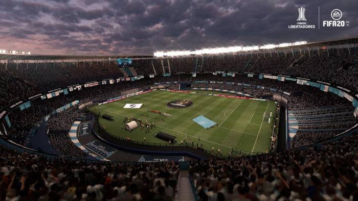 Estádio El Cilindro, do Racing Club, da Argentina