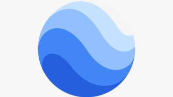 Como acessar o modo subaquático do Google Earth